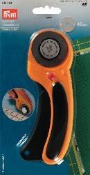 Prym Rollschneider Comfort 45mm Klingen-Durchmesser