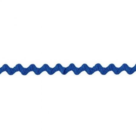 Prym Zackenlitze 10mm x 3m (Breite / Länge) royalblau