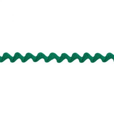 Prym Zackenlitze 10mm x 3m (Breite / Länge) grün