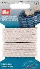 Prym 3m Knopfloch-Elastic 12mm breit