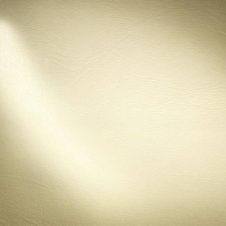 Polster PVC Kunstleder Creme-Weiss