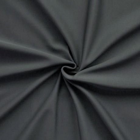 Bi-Stretch Slinky Radler Jersey Farbe Dunkel-Grau