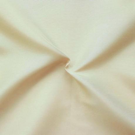 Kleider- Deko Taft Dupionseide Optik Beige