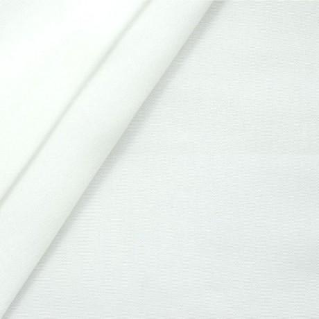 Liegestuhl / Outdoorstoff Weiss