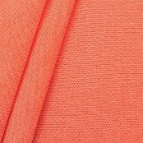 Markisenstoff Outdoorstoff Orange melange