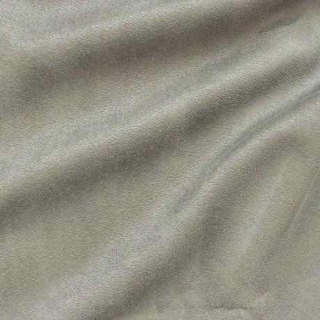 Microfaser Polster- Möbelstoff Mittel-Grau