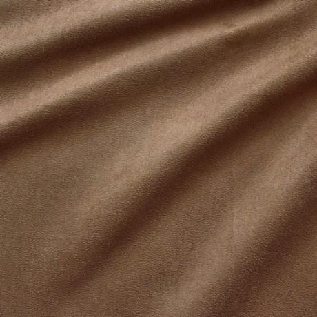 Microfaser Polster- Möbelstoff Reh-Braun