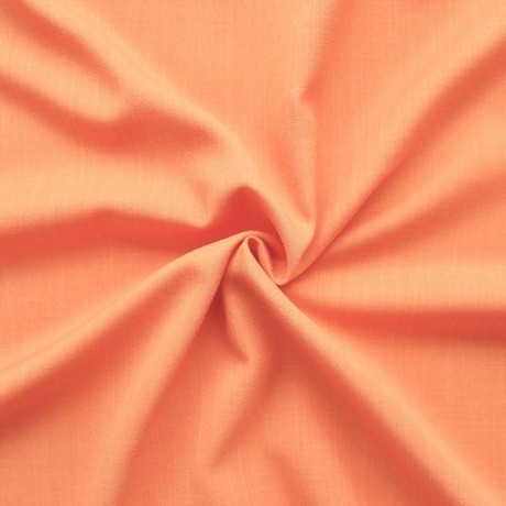 Modestoff Dekostoff Orange