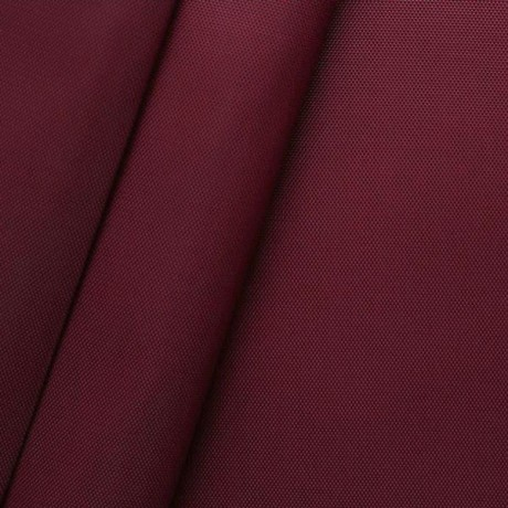 Oxford Polyester Gewebe Bordeaux