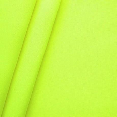 Oxford Polyester Gewebe 600D Neon-Gelb