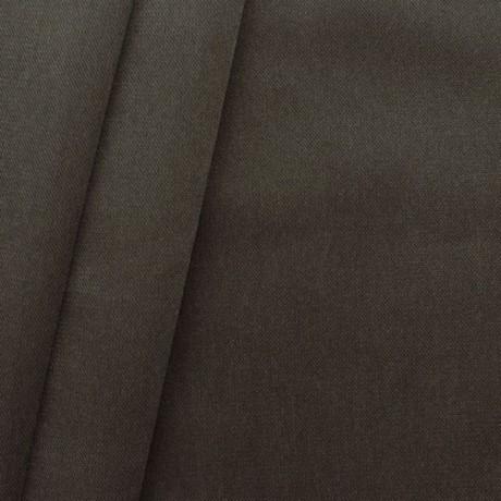 Polster- Möbelstoff Artikel New York Samt-Optik Dunkel-Braun