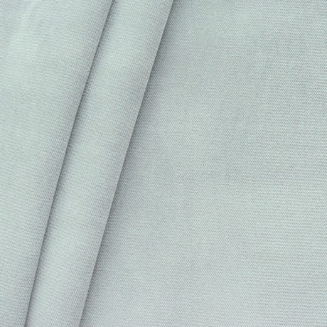 Polster- Möbelstoff Artikel New York Samt-Optik Hell-Grau