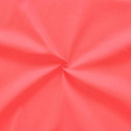 Stretch Baumwollstoff  Signal-Orange
